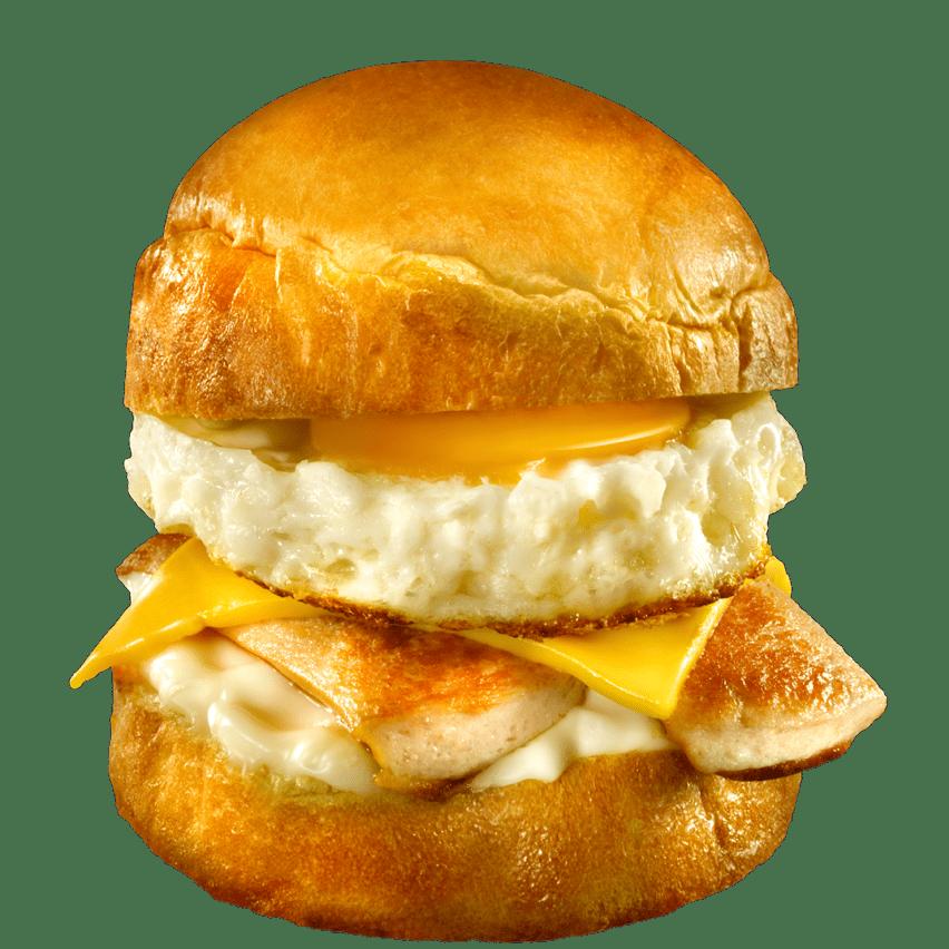 oeuf-Saucisse-khaan-burger