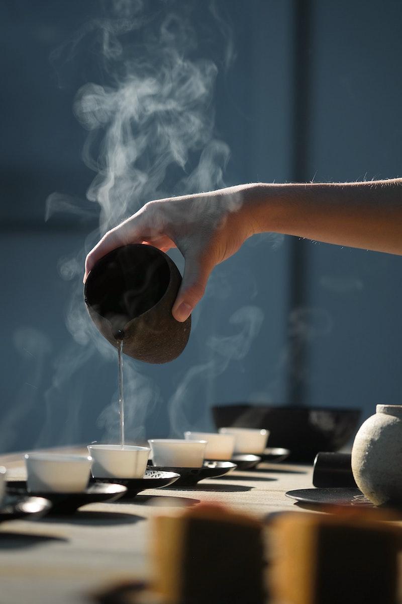 restaurant thé