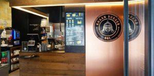 ouverture restaurant khaan burger franchise bordeaux